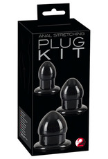 You2Toys Anal Stretching Buttplug Set