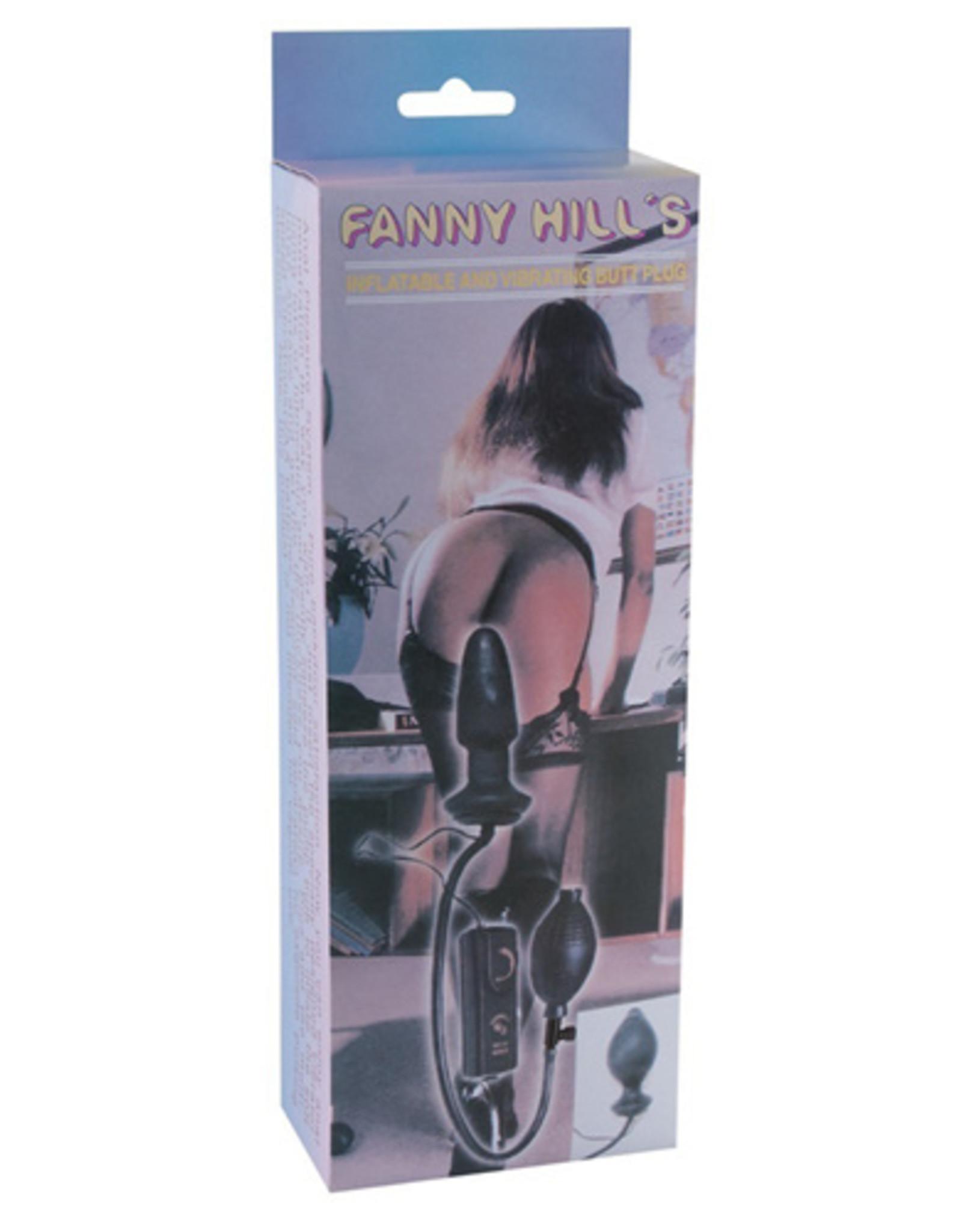Seven Creations Anaalplug Fanny Hill's