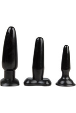 You2Toys 3-delige Buttplug set