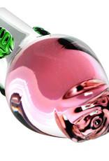 Prisms Erotic Glass Blooming Vishnu Glazen Dildo