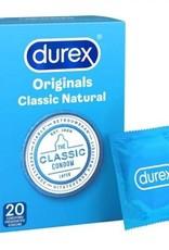 Durex Durex Classic Natural 20st
