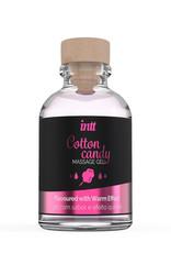INTT Cotton Candy Verwarmende Massage Gel