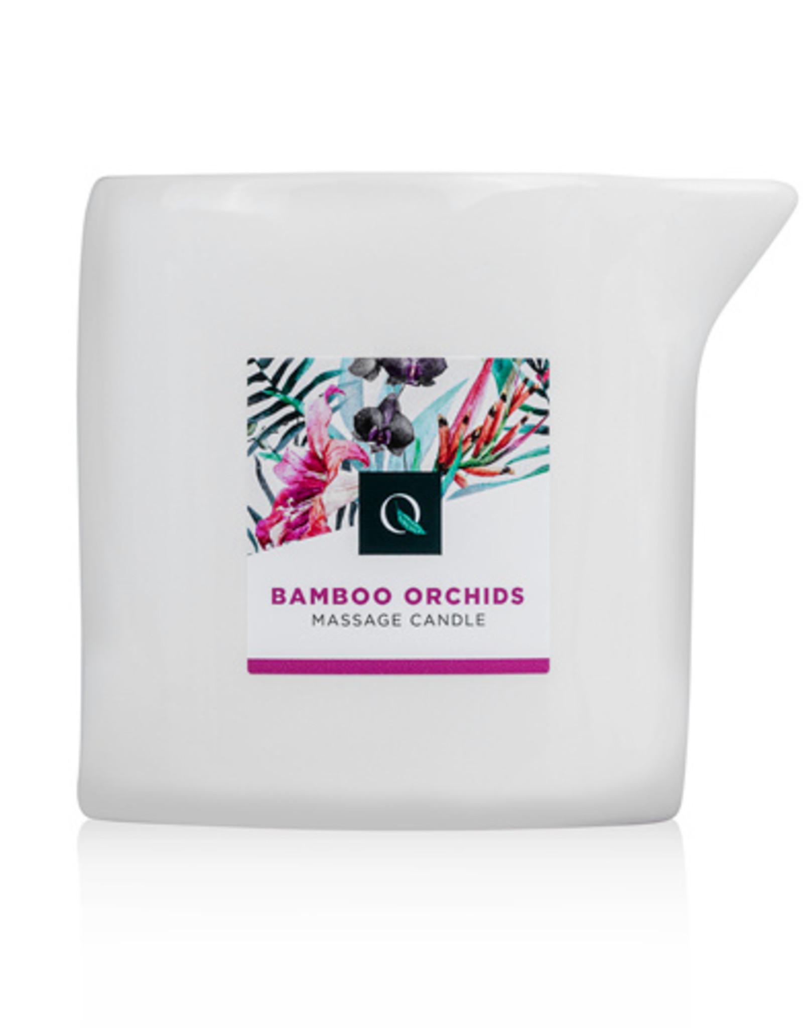 Exotiq Exotiq Massagekaars Bamboe Orchideeën - 200g