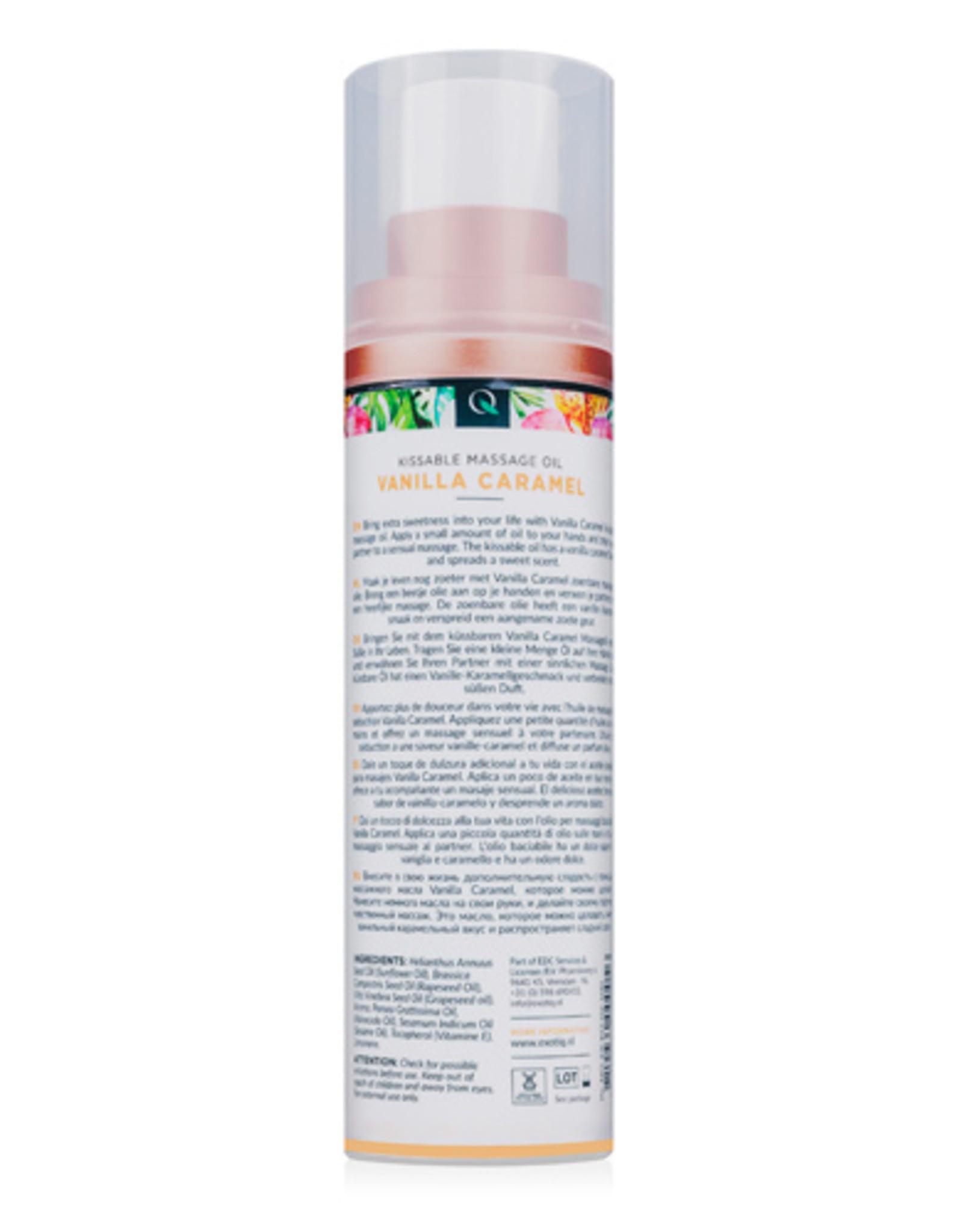 Exotiq Exotiq Massageolie Vanilla Caramel - 100 ml