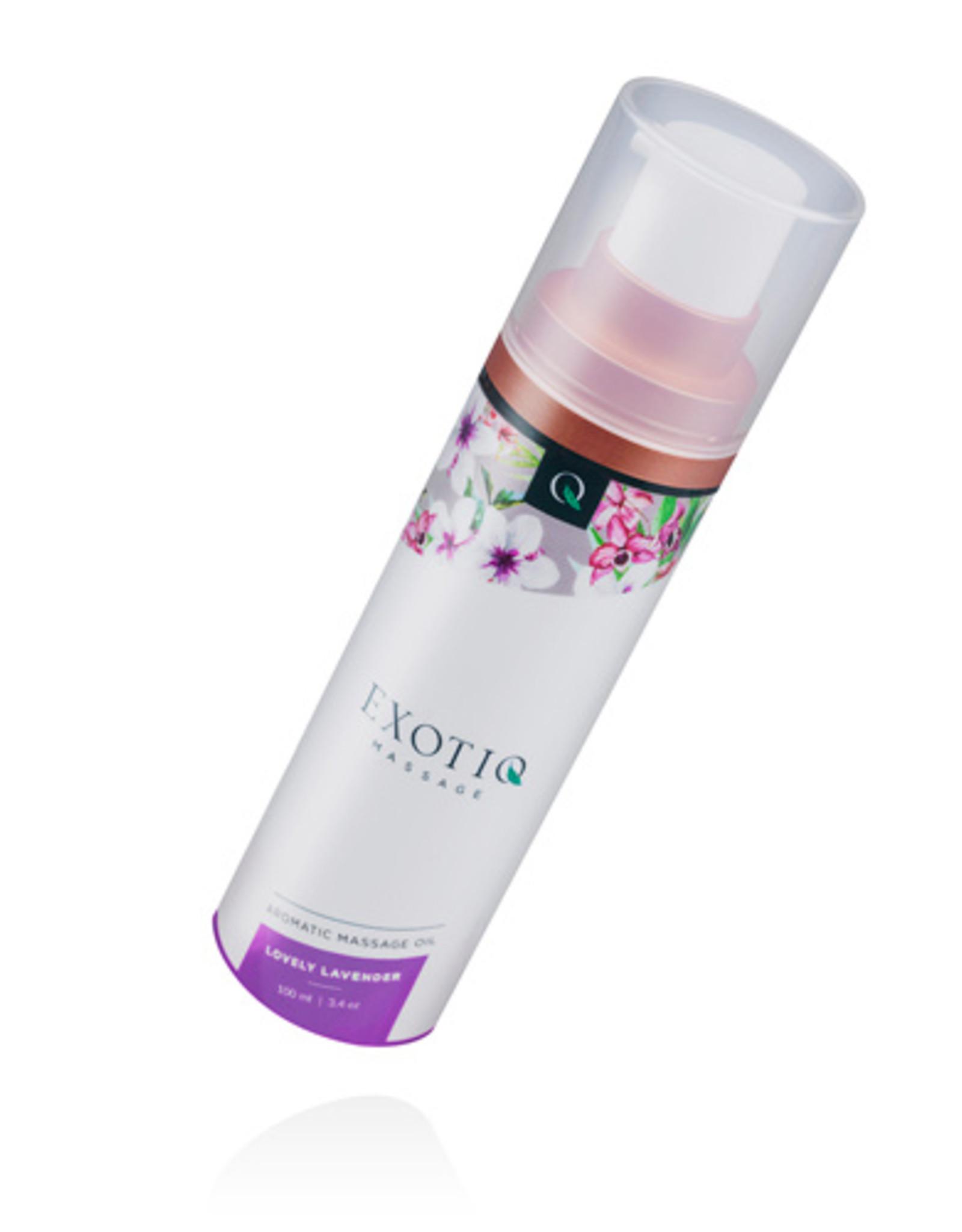 Exotiq Exotiq Massageolie Lovely Lavender - 100 ml