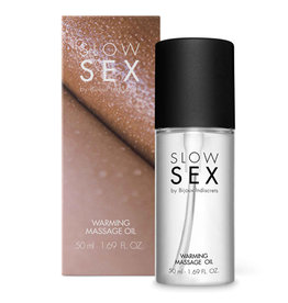 Slow Sex Verwarmende Massageolie - 50 ml