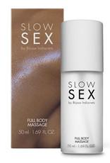 Slow Sex Full Body Massage Gel - 50 ml