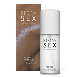 Slow Sex Full Body Massage Gel - 50 ml