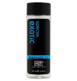 HOT HOT Massage-Olie  Exotic 100 ml