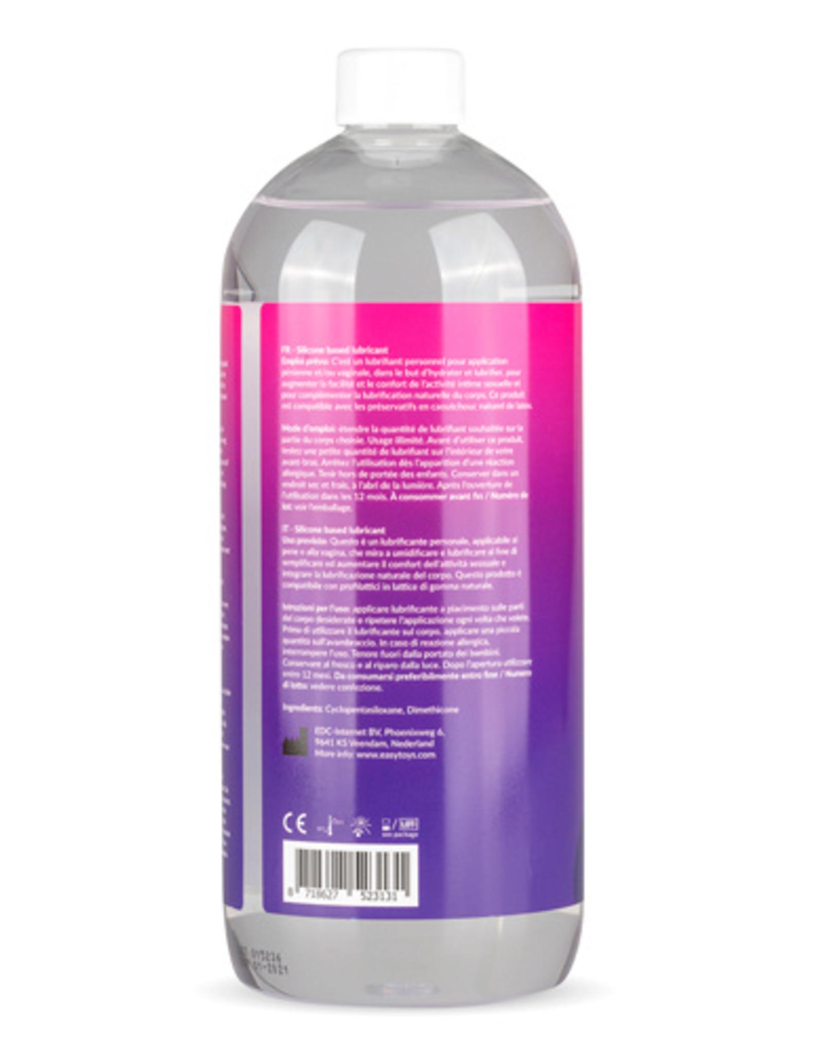 EasyGlide EasyGlide Siliconen Glijmiddel 1000 ml