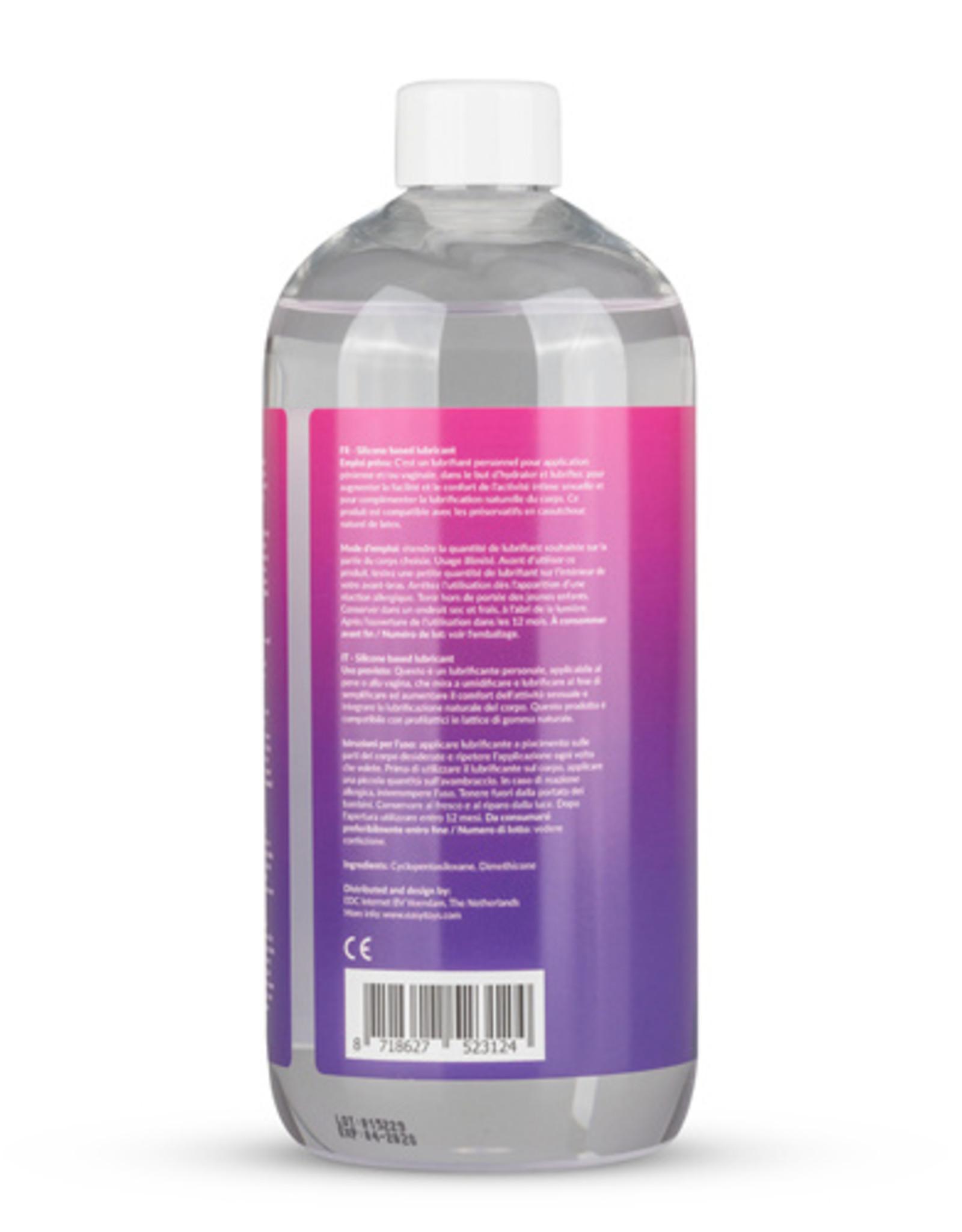 EasyGlide EasyGlide Siliconen Glijmiddel 500 ml