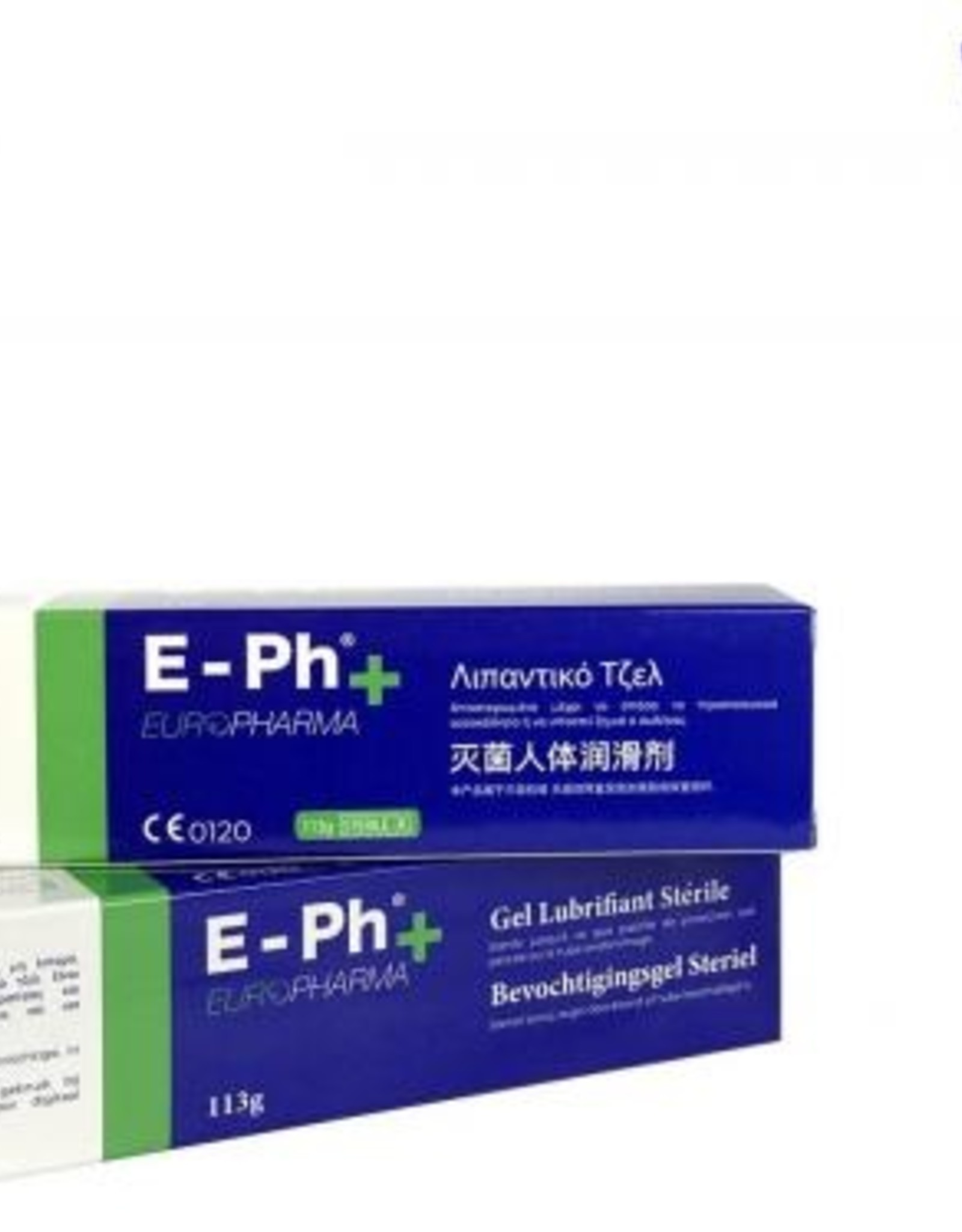 Asha International Europharma E-PH+ Steriel Glijmiddel