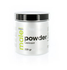 male MALE - Powder Lubricant (225gr)
