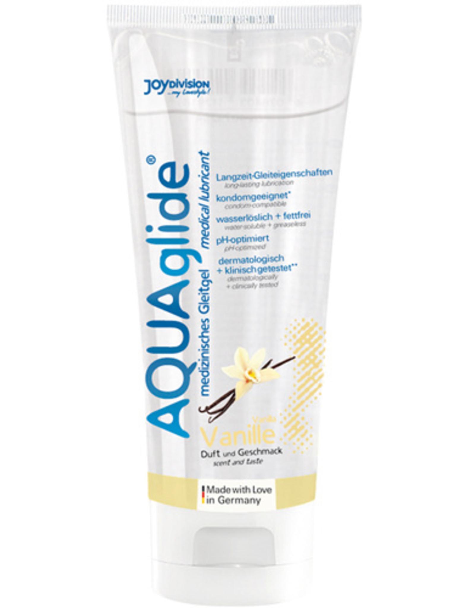 Joydivision AQUAglide Glijmiddel Vanille - 100 ml