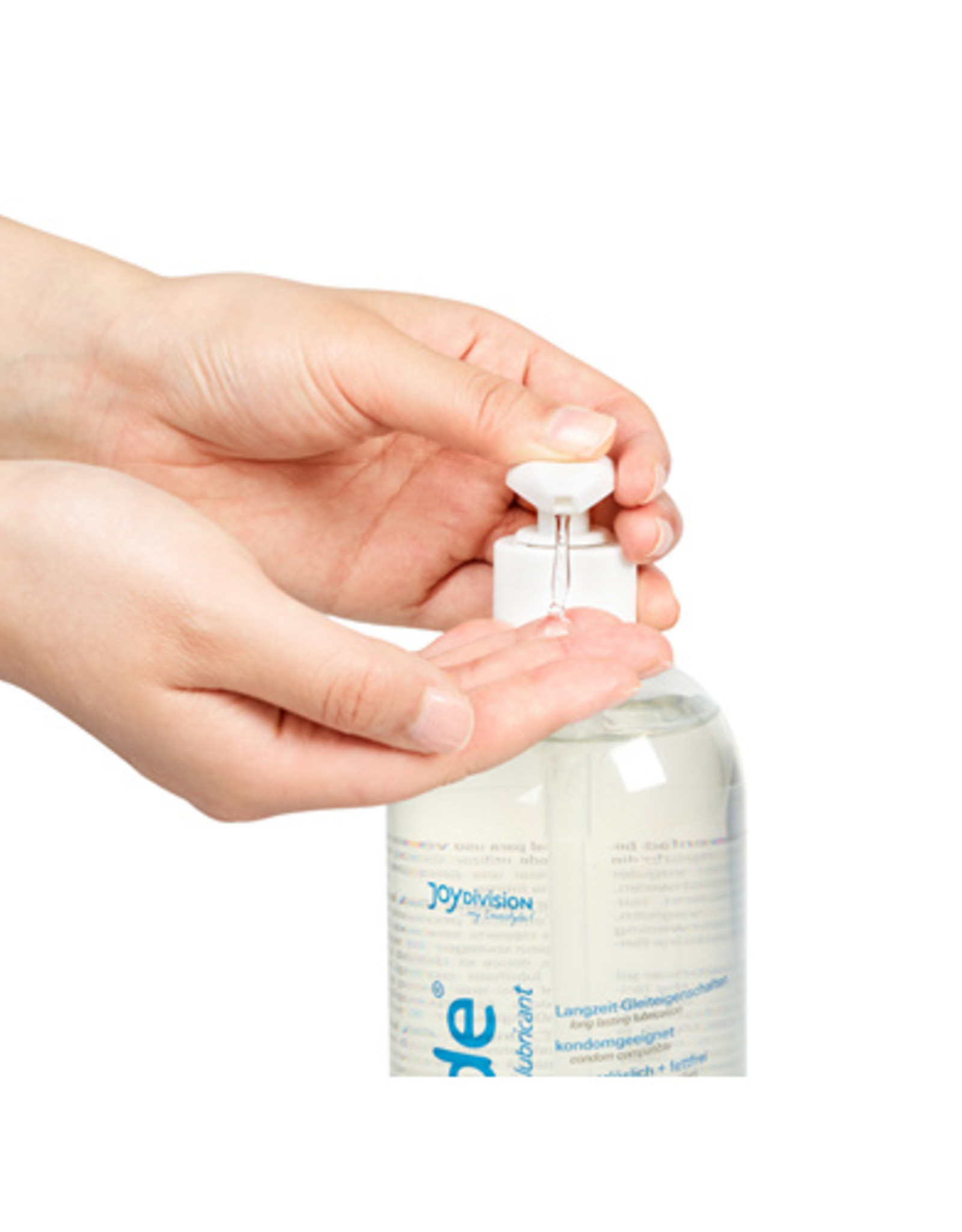 Joydivision AQUAglide Waterbasis Glijmiddel - 1000 ml