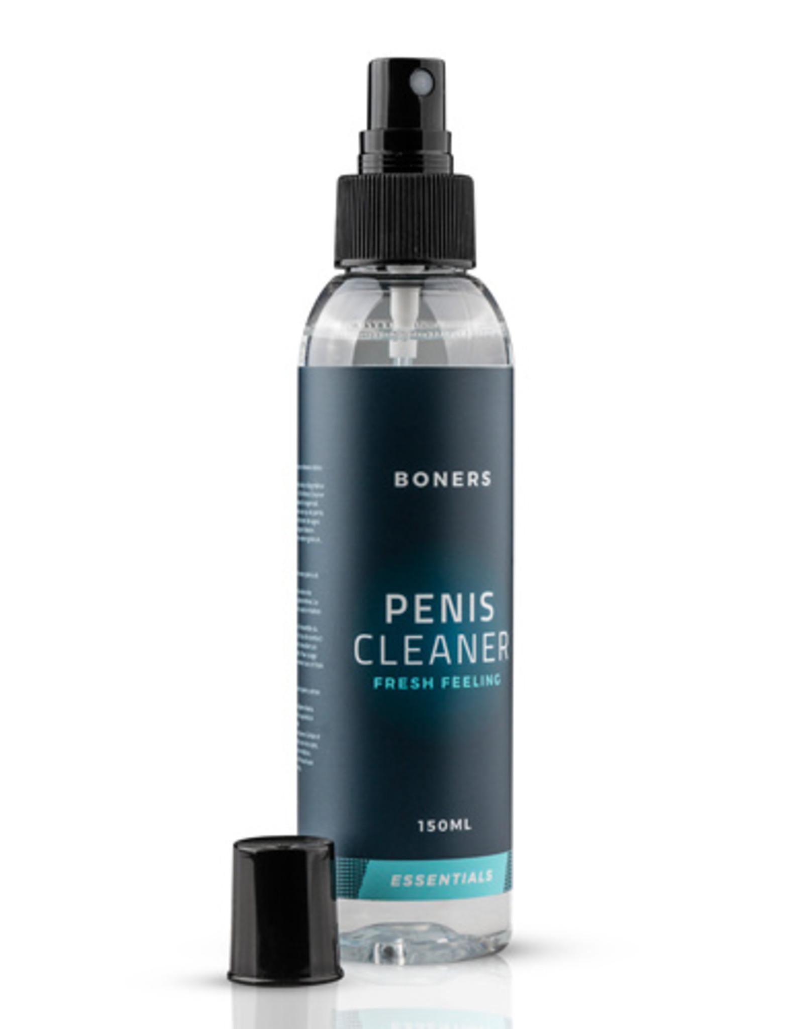 Boners Boners Penisreiniger