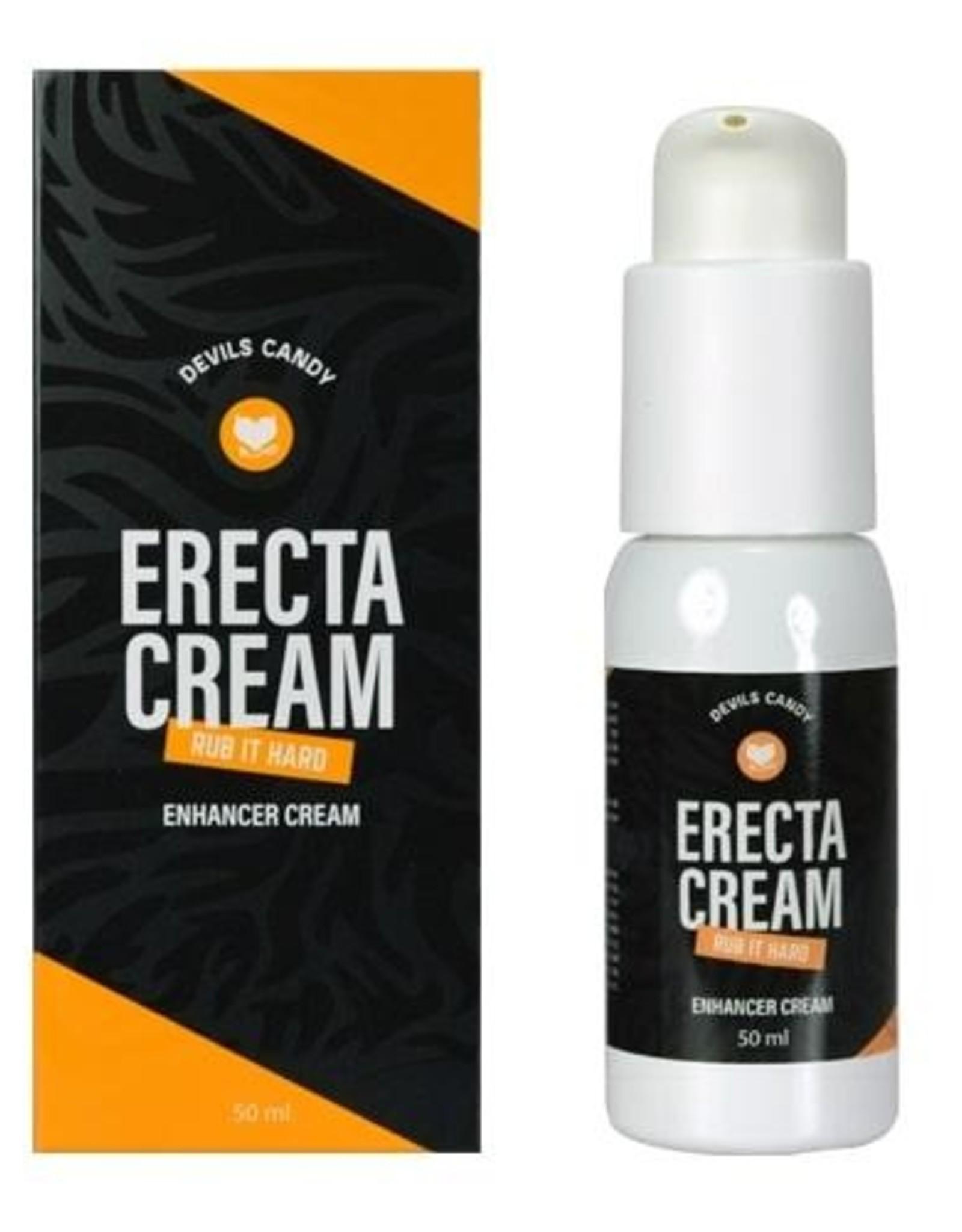 Morningstar Devils Candy Erecta Stimulerende Penis Crème