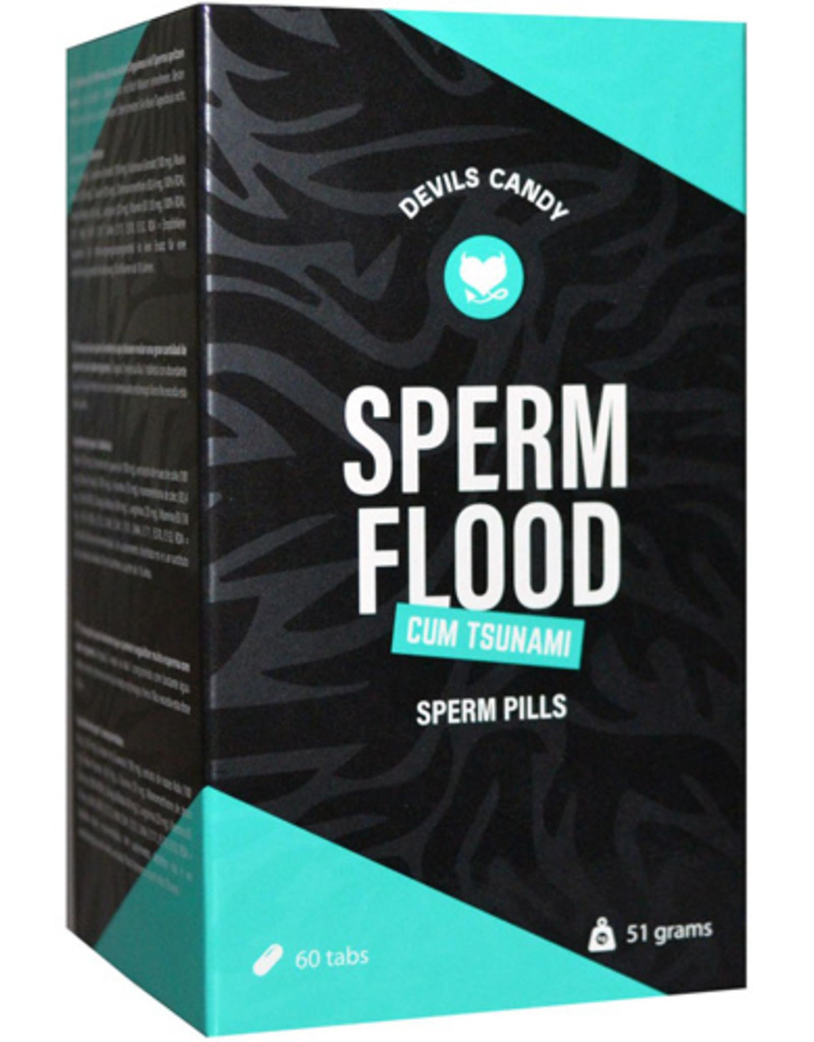 Morningstar Devils Candy Sperm Flood