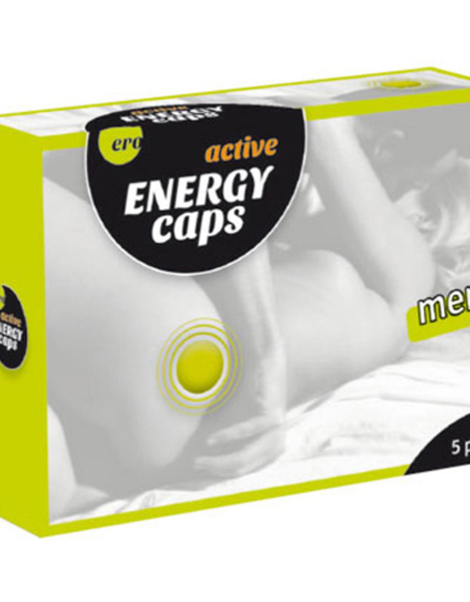 Ero by Hot Energie capsules voor mannen 5 stuks