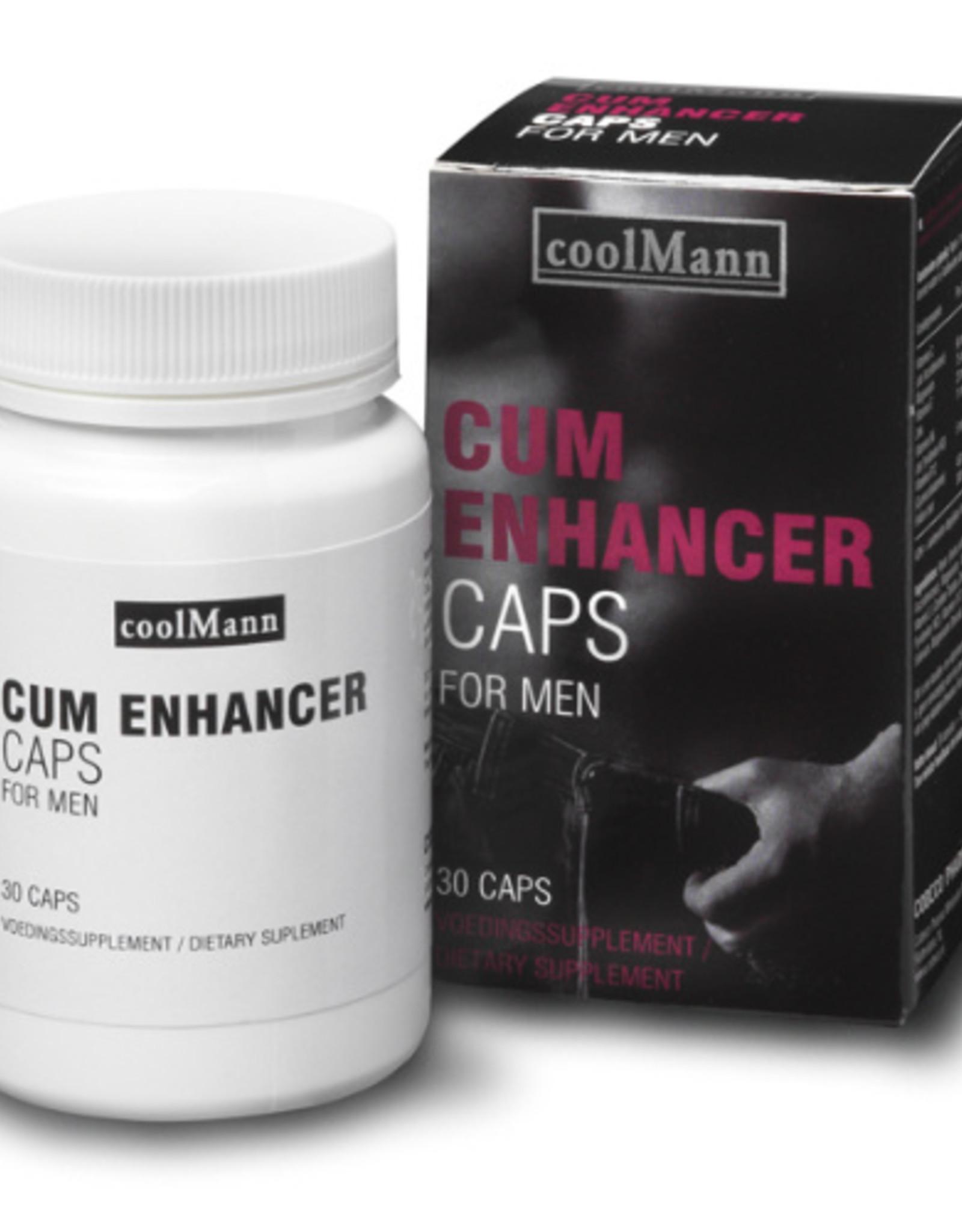 Coolmann Cum Verbeteraar Pillen - CoolMann