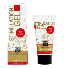 Shiatsu Shiatsu stimulerende gel - Hot Chili