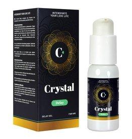 Morningstar Crystal - Delay Gel - 50 ml