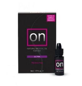 Sensuva On™ For Her Arousal Oil Ultra - 5 ML.