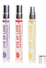 Eye Of Love Feromonen Parfum Set - Morning Glow, One Love & After Dark