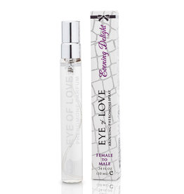 Eye Of Love EOL Body Spray Met Feromonen Vrouw Tot Man - 10 ML