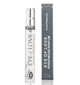 Eye Of Love EOL Body Spray Confidence Male Tot Vrouw - 10 ml