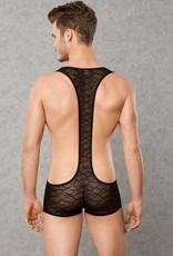 Doreanse Kanten Heren Bodysuit