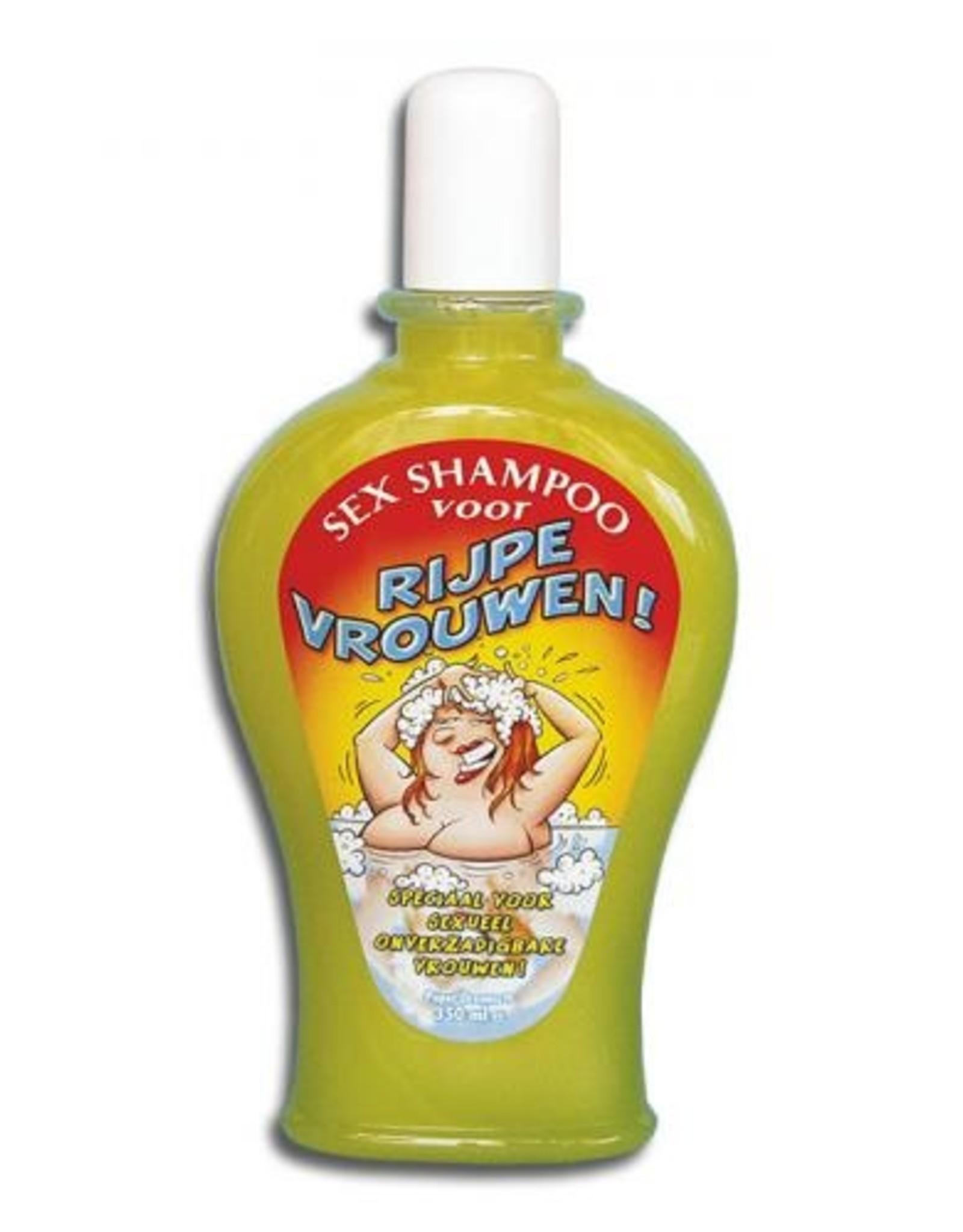 You2Toys Fun Shampoo - Rijpe Vrouwen