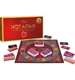 You2Toys Hot Affair Spel - Duits