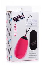 Bang! Bang! XL Vibratie Eitje - Roze