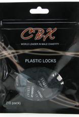 CB-X CB-X Plastic Hangslotjes - 10 Stuks