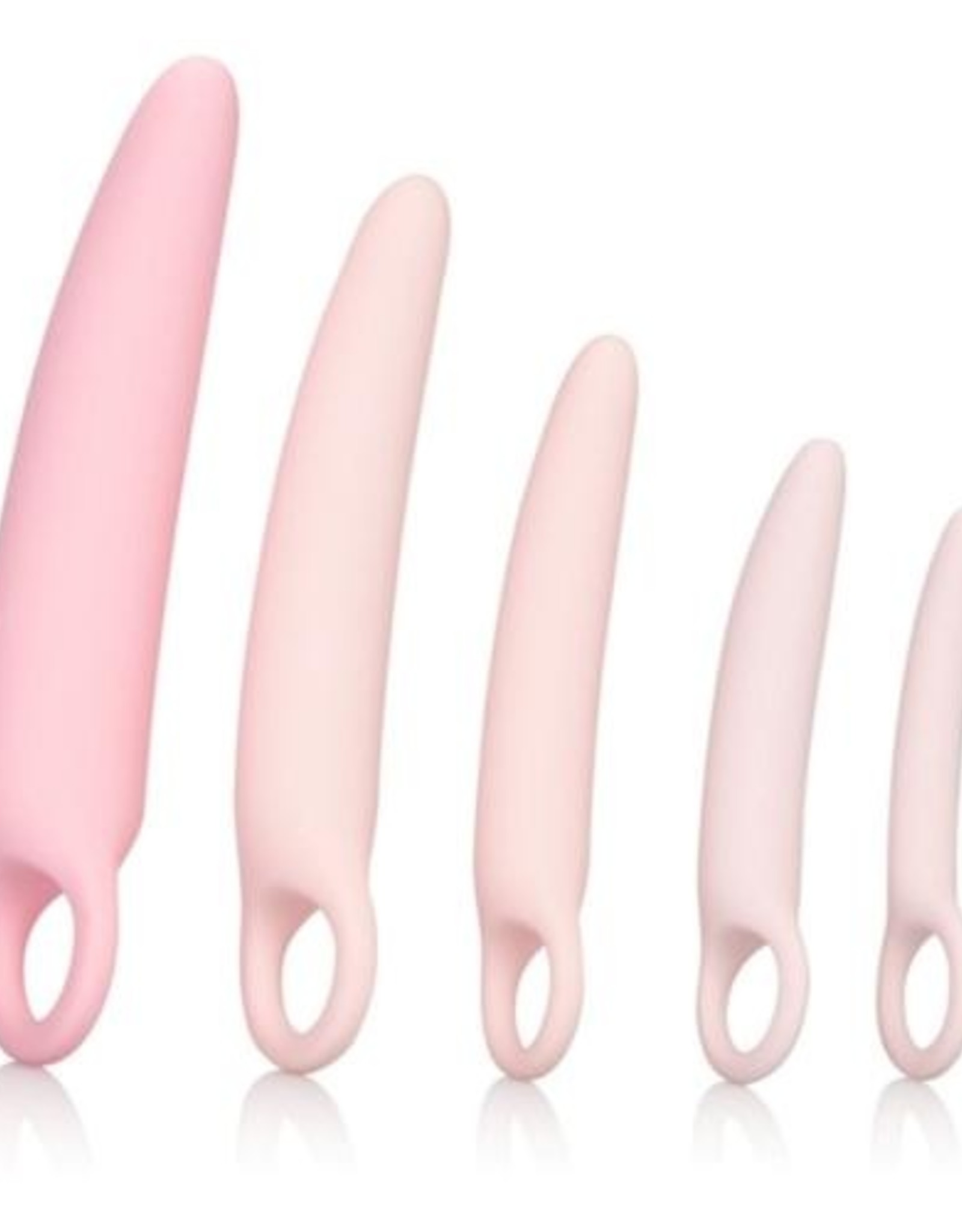 Cloud 9 5-Delige Siliconen Vagina Dilator Set