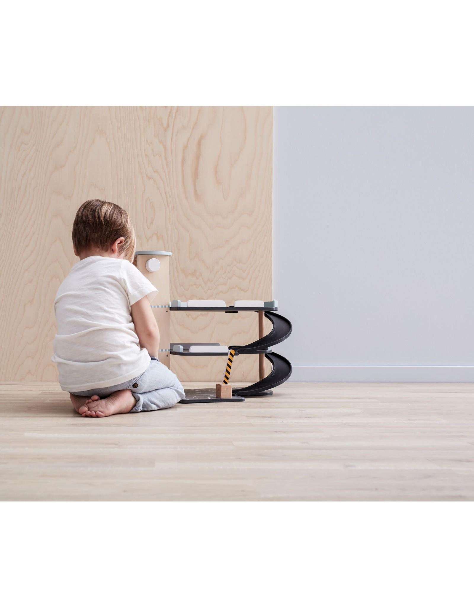 Kids Concept Garage 3 étages Aiden