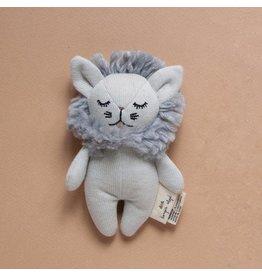 Konges Slojd Mini Lion gris - hochet
