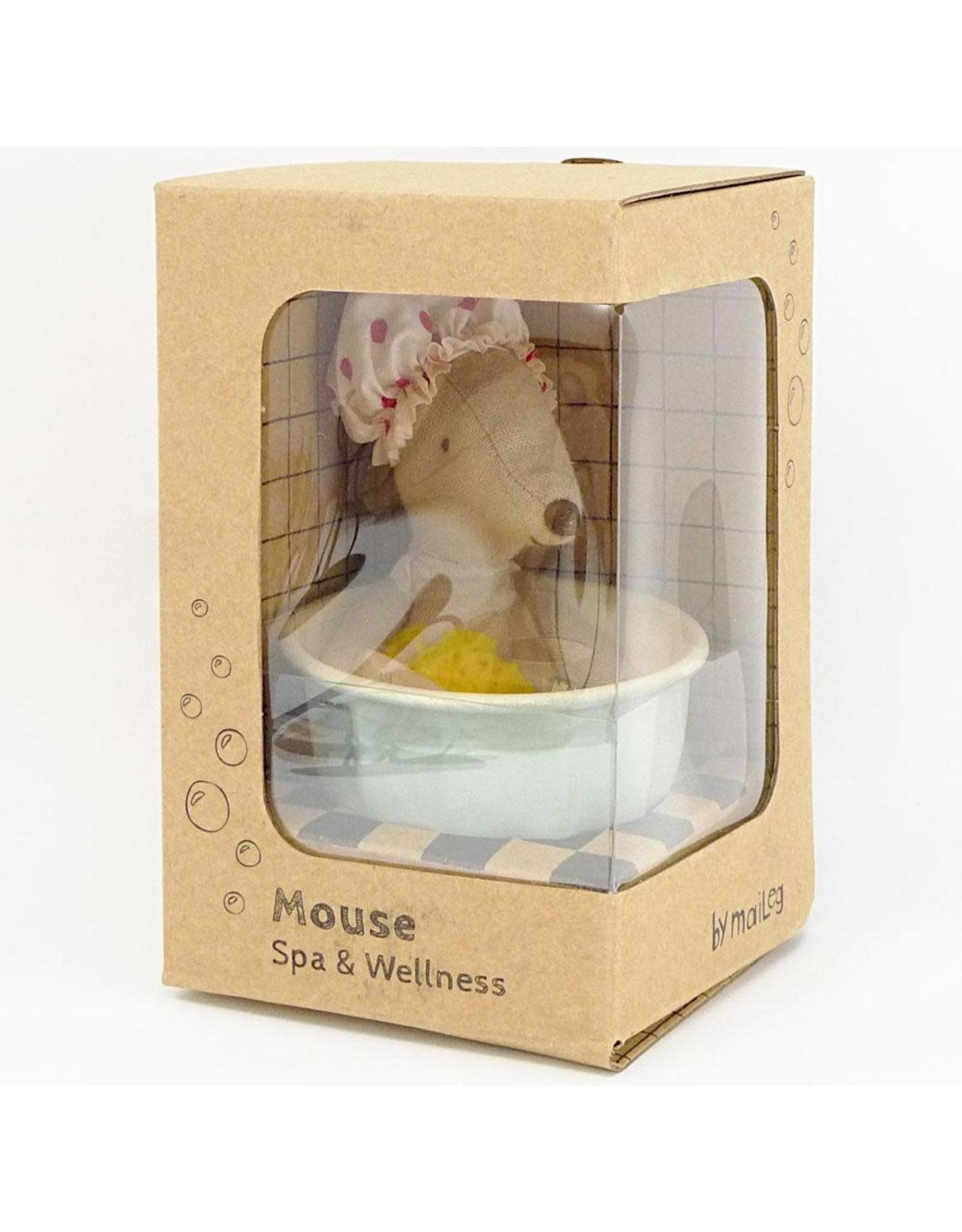 MAILEG Mouse Spa & wellness, Big Sister