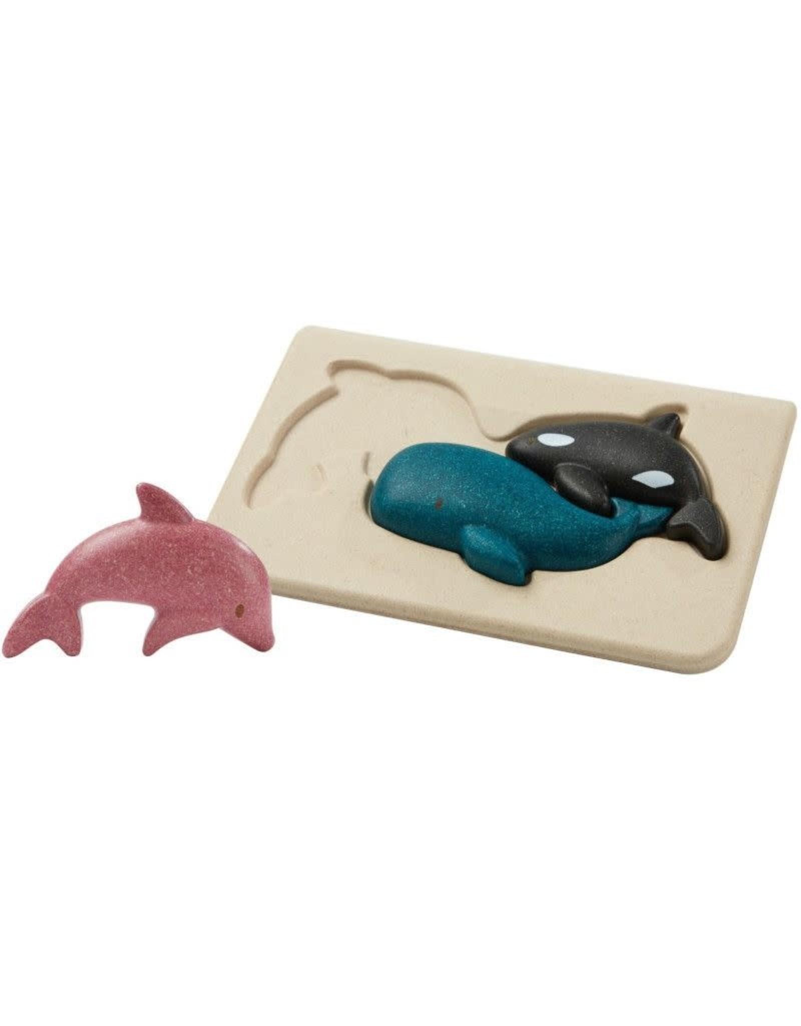 Plan Toys Puzzle La vie marine