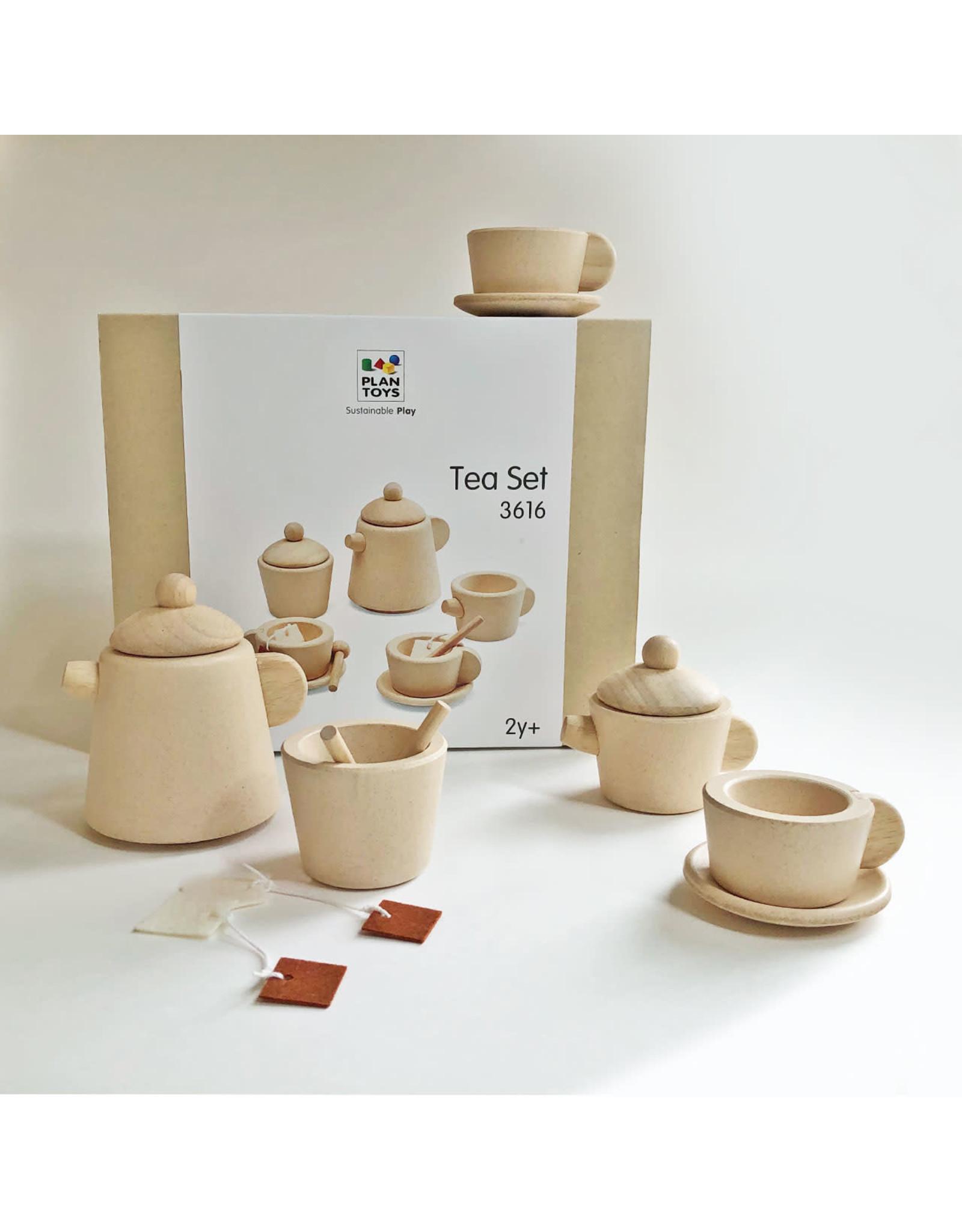 Plan Toys Set de Thé classique