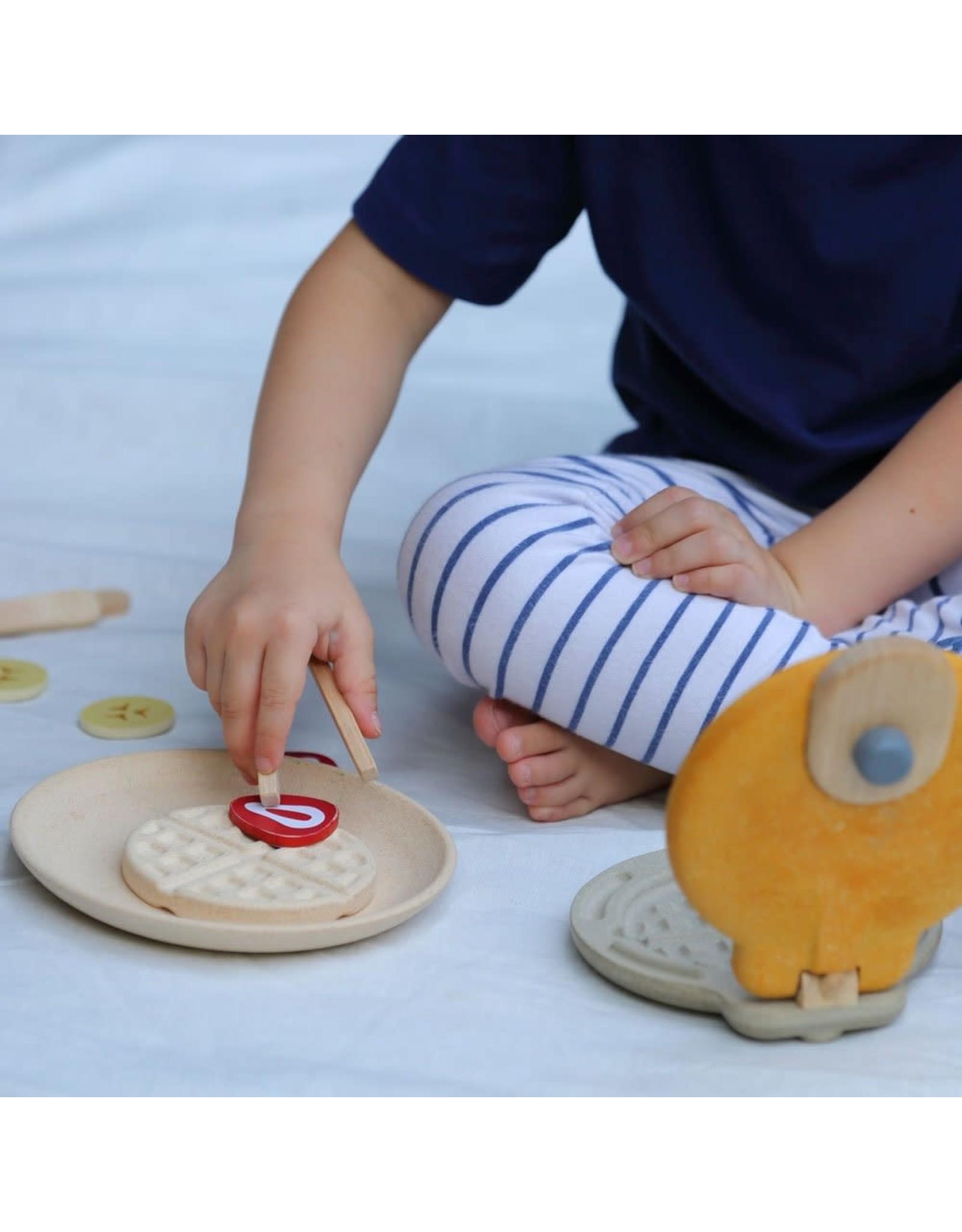 Plan Toys Set gauffre