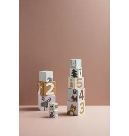 Kids Concept Cubes en papier Edvin