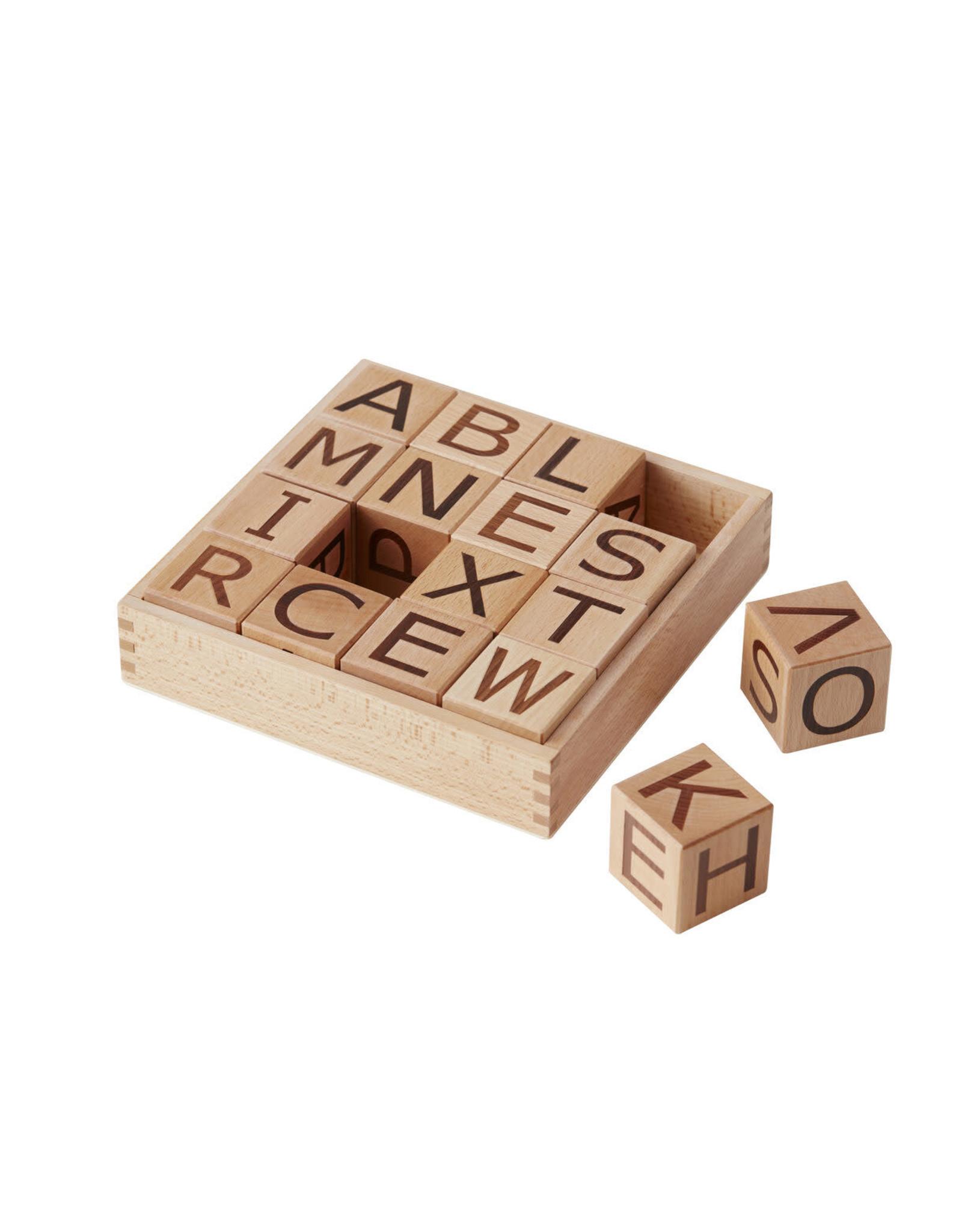 Kids Concept Bloc bois ABC