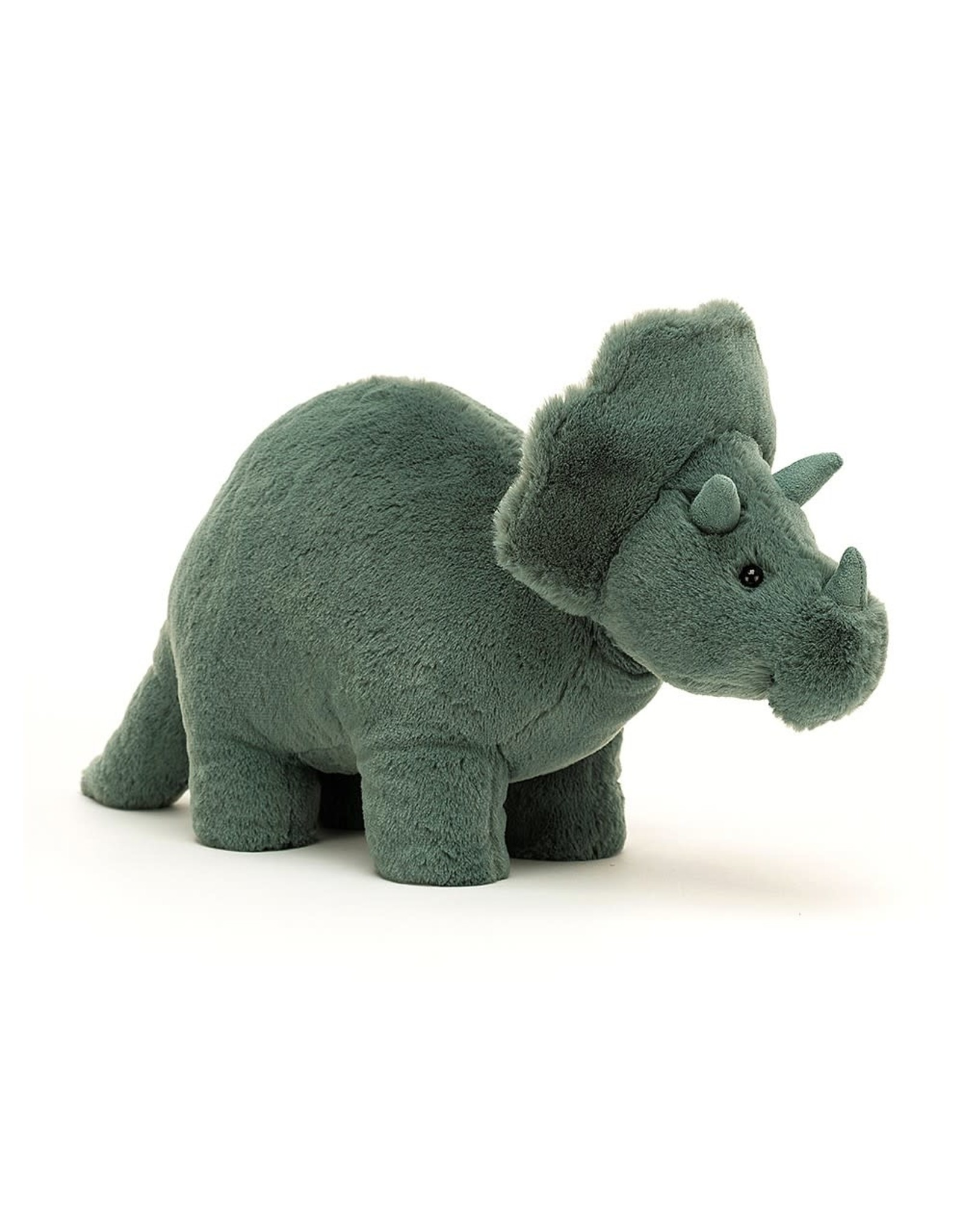 Jellycat Fossily Triceratops