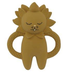 Konges Slojd Anneau de dentition Lion en caoutchouc d'hévéa naturel