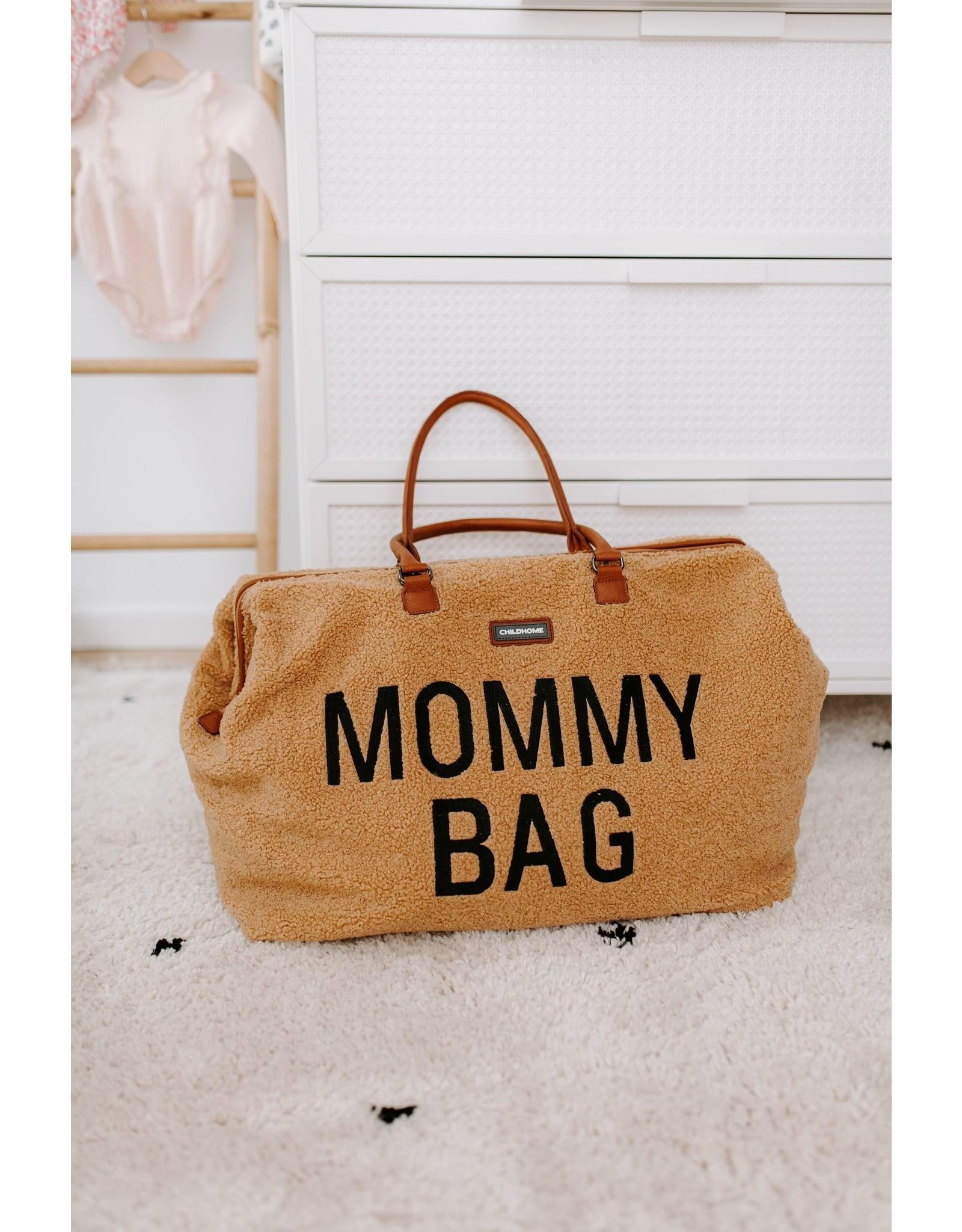 Childhome Mommy Bag - teddy camel