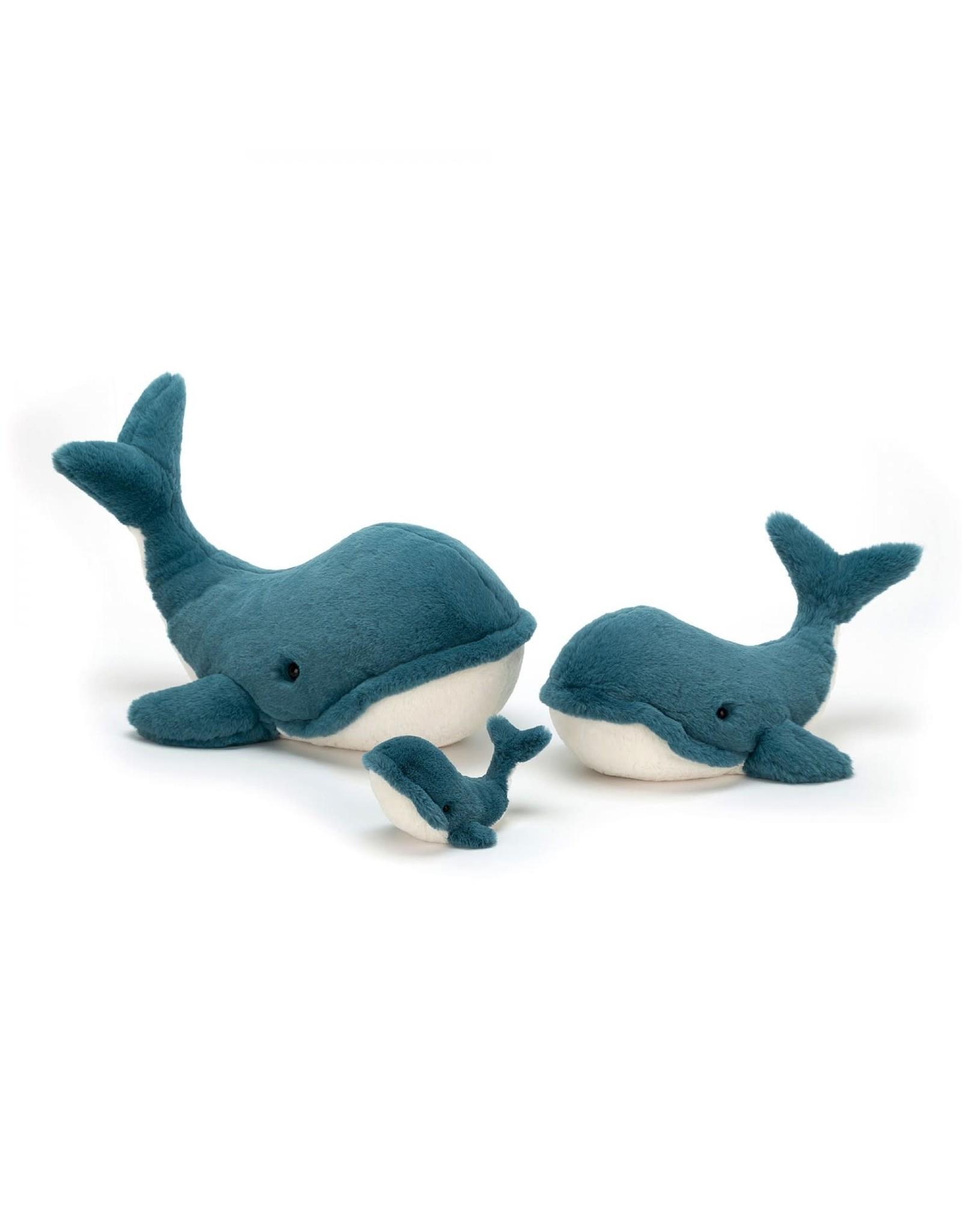 Jellycat Wally - Whale