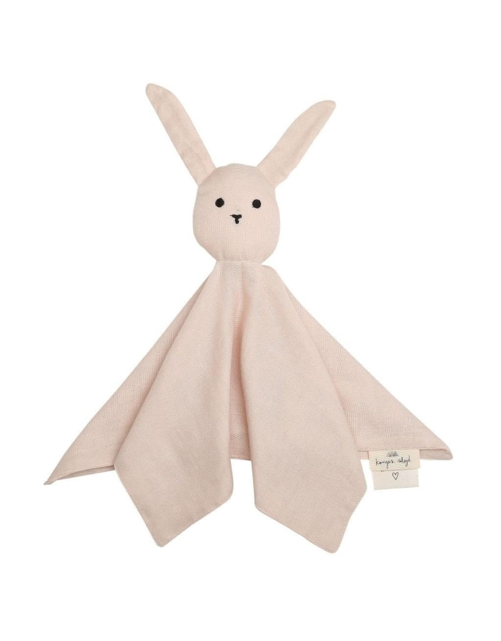 Konges Slojd Sleepy rabbit Pink