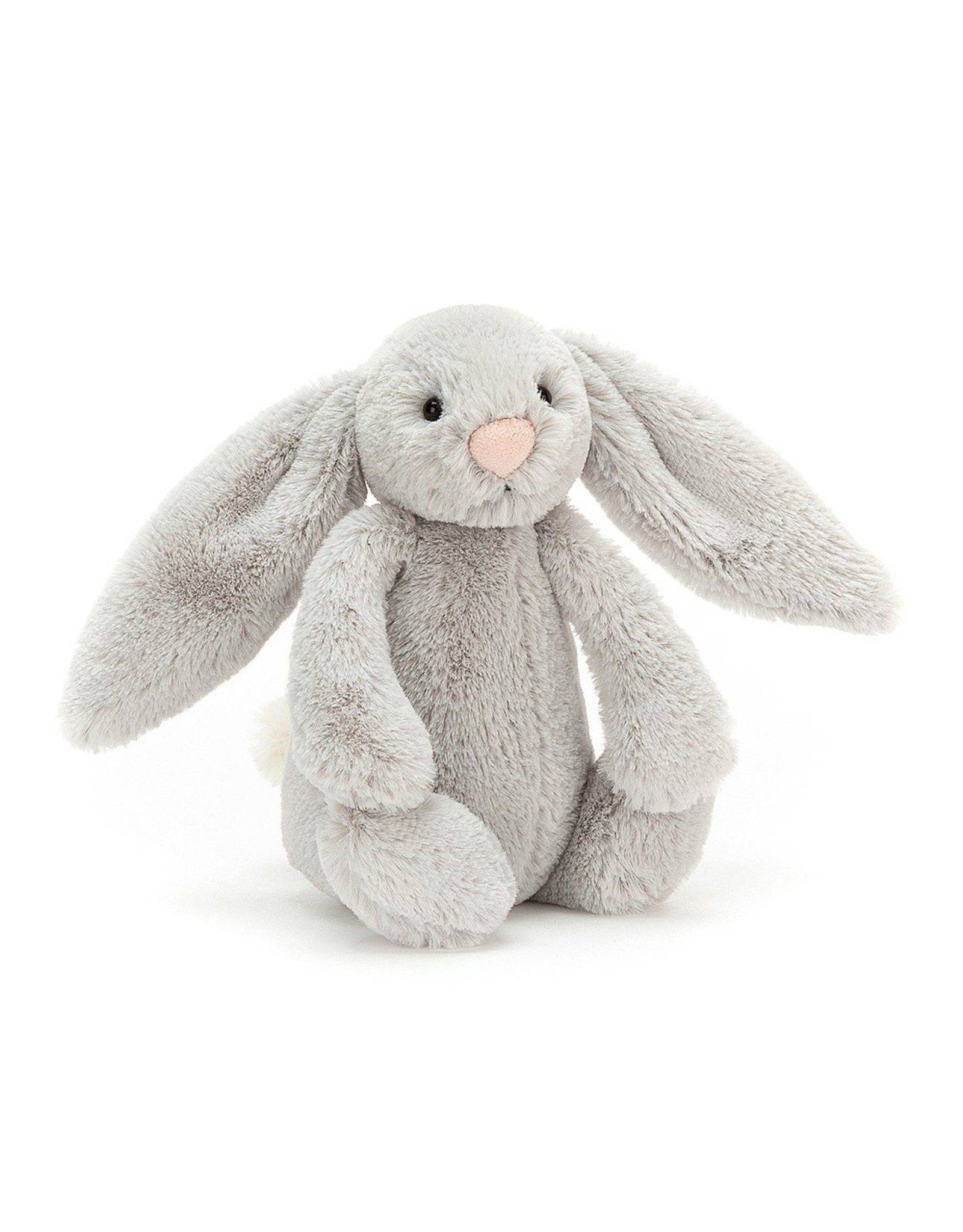 Jellycat Bashful bunny Silver - Small